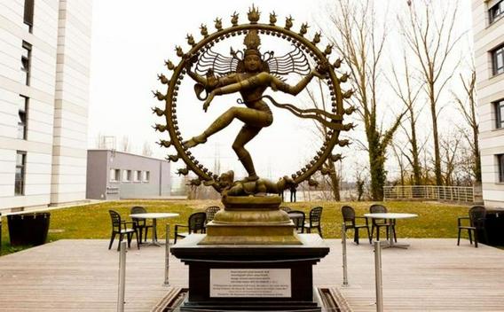 shiva-statue-cern