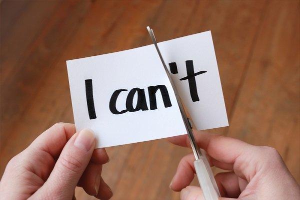 Dừng việc tự ti vào những khuyết điểm của bản thân